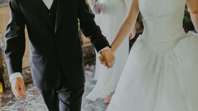 Bryllup i coronatid: hvordan gør man?